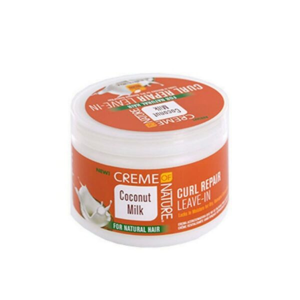 comprar-cosmetico-vegano-acondicionador-leave-in-coco-milk-curl-repair-cremeofnature-metodo-curly-trenzas-crochet-pelucas-www.muerebella.com