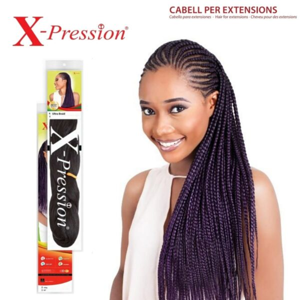 comprar-extensiones-x-pression-trenzas-peluca-www.muerebella.com
