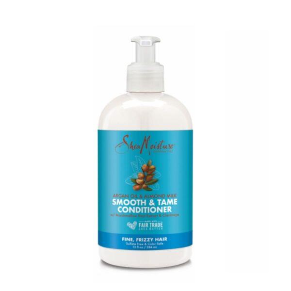 comprar-cosmetico-vegano-acondicionador-argan-&-almond-sheamoisture-metodo-curly-trenzas-crochet-pelucas-www.muerebella.com
