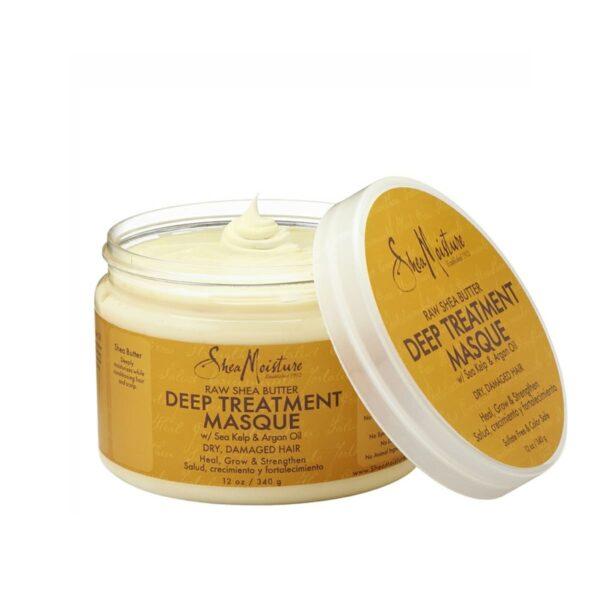 comprar-cosmetico-vegano-mascarilla-raw-shea-butter-deep-sheamoisture-metodo-curly-trenzas-crochet-pelucas-www.muerebella.com