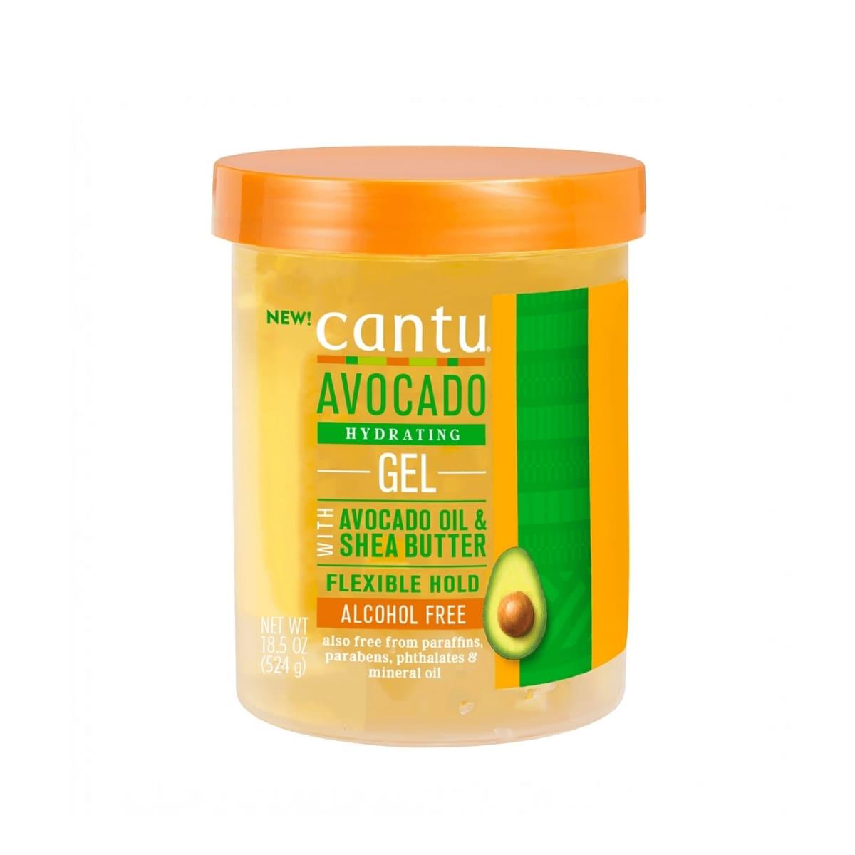 comprar-cosmetico-vegano-gel-avocado-oil-&-shea-butter-cantu-metodo-curly-trenzas-crochet-pelucas-www.muerebella.com